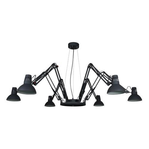 Светильник ARTE Lamp ARTELAMP-A2043SP-6BK