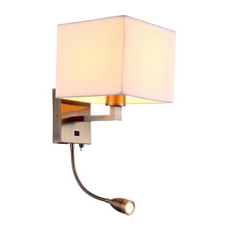 Светильник ARTE Lamp ARTELAMP-A2872AP-1AB