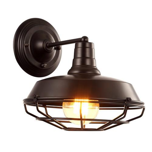 Светильник ARTE Lamp ARTELAMP-A9183AP-1BK