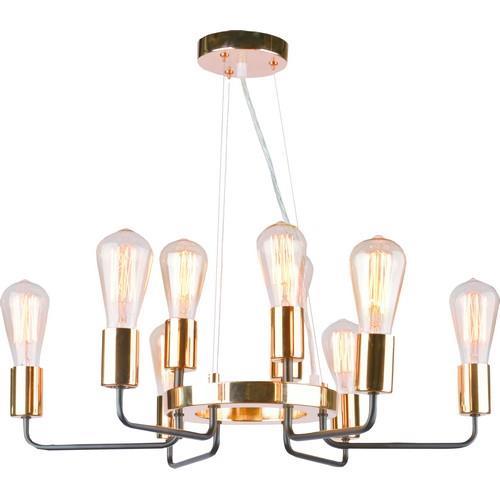 Светильник ARTE Lamp ARTELAMP-A6001LM-9BK