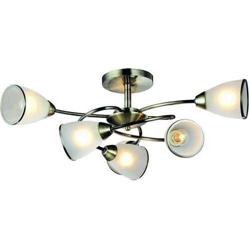 Светильник ARTE Lamp ARTELAMP-A6059PL-6AB