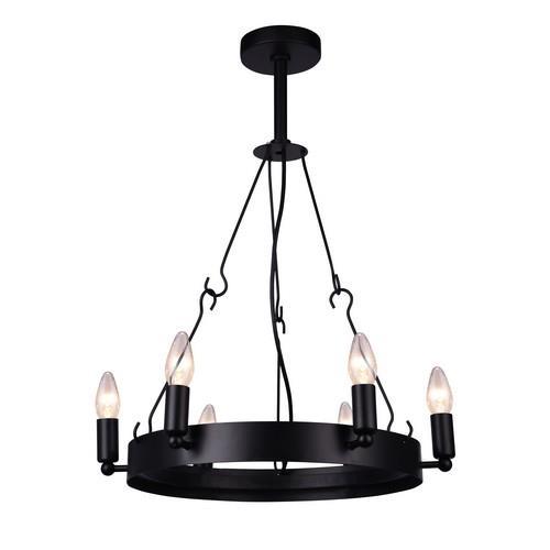 Светильник ARTE Lamp ARTELAMP-A8811SP-6BK