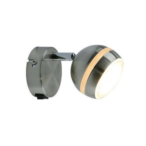 Светильник ARTE Lamp ARTELAMP-A6009AP-1SS