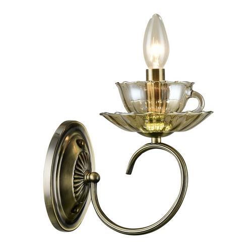 Светильник ARTE Lamp ARTELAMP-A8918AP-1BK
