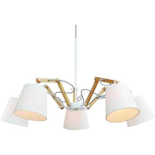 Светильник ARTE Lamp ARTELAMP-A5700LM-5WH