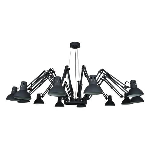 Светильник ARTE Lamp ARTELAMP-A2043SP-12BK