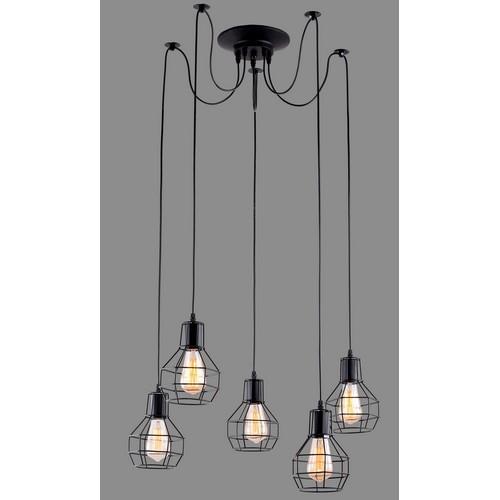 Светильник ARTE Lamp ARTELAMP-A1109SP-5BK
