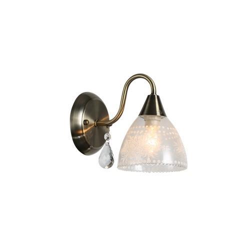Светильник ARTE Lamp ARTELAMP-A1408AP-1BK