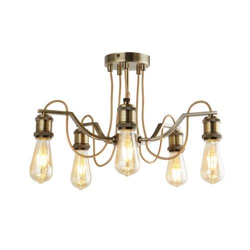 Светильник ARTE Lamp ARTELAMP-A8020LM-5WG