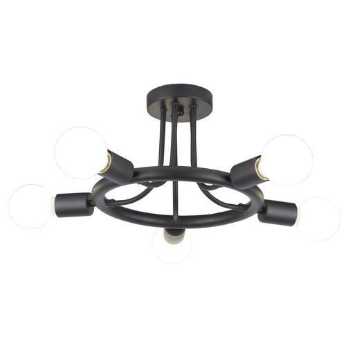 Светильник ARTE Lamp ARTELAMP-A6063PL-5BK
