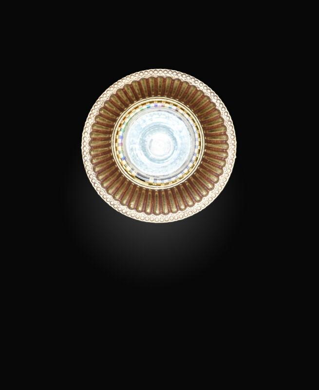 Светильник Reccagni Angelo RECCAGNIANGELO-SPOT 1078 ORO