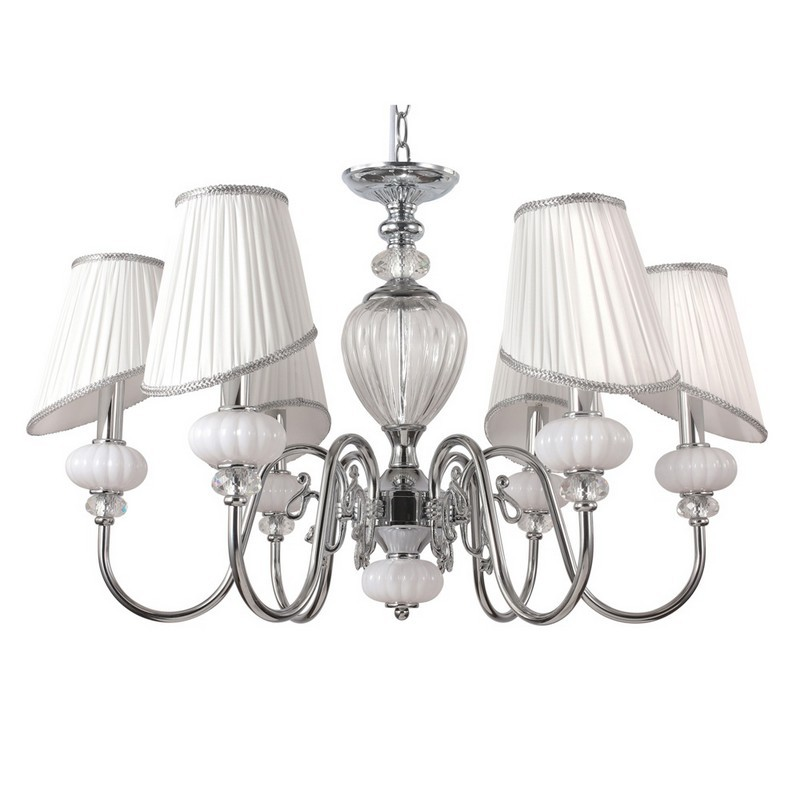 Светильник Crystal Lux CRYSTAL LUX-ALMA WHITE SP-PL6
