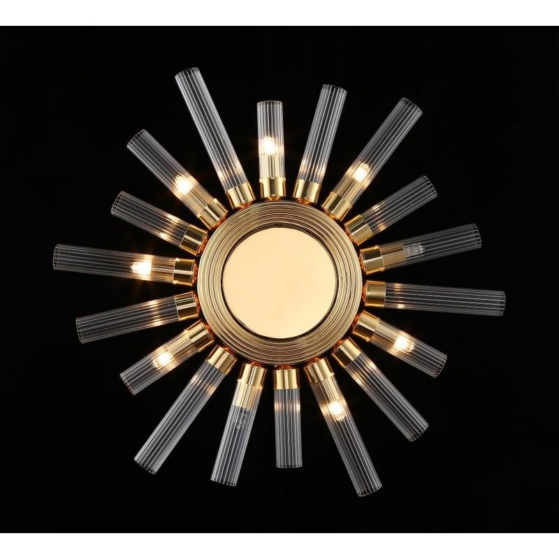 Светильник Crystal Lux CRYSTAL LUX-FAIR AP9 GOLD D520