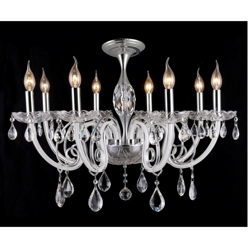 Светильник Crystal Lux CRYSTAL LUX-GLAMOUR SP-PL8