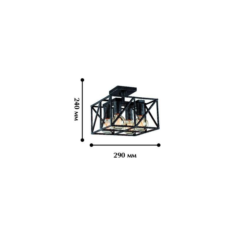 Светильник Favourite Favourite-1711-4C