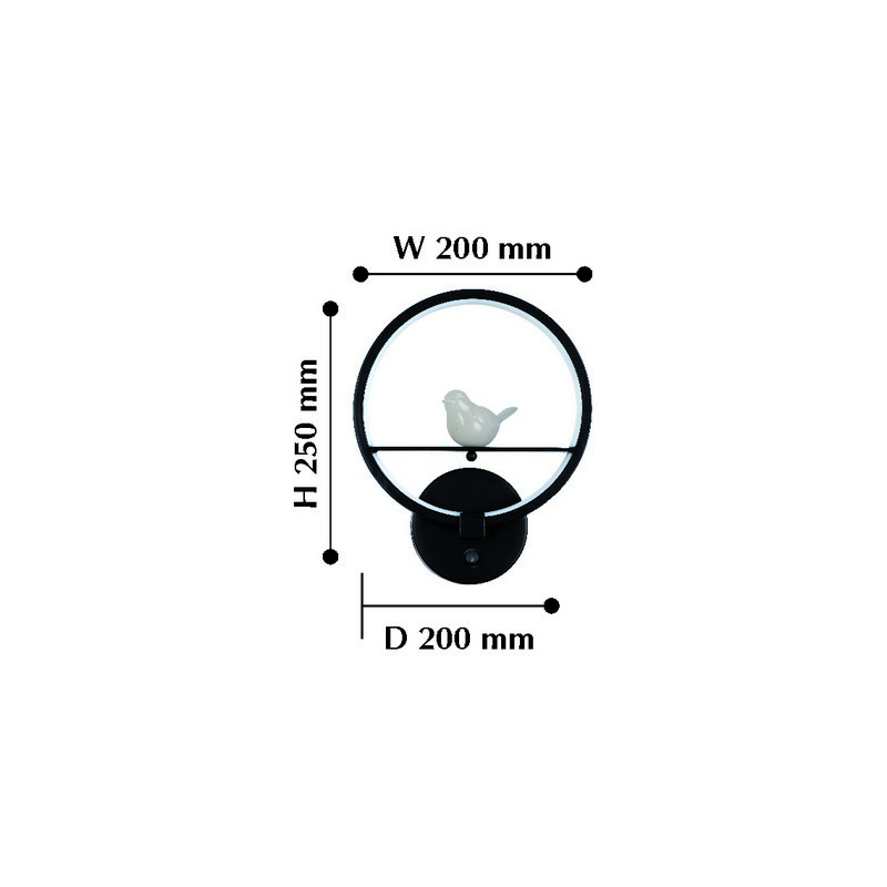 Светильник Favourite Favourite-2063-1W