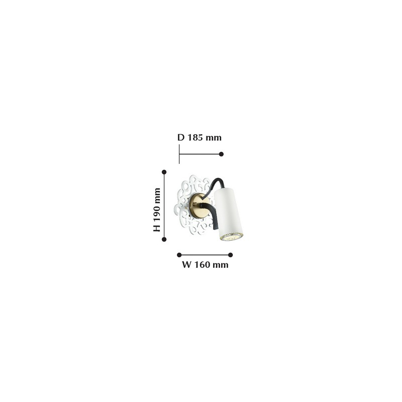 Светильник Favourite Favourite-2301-1W