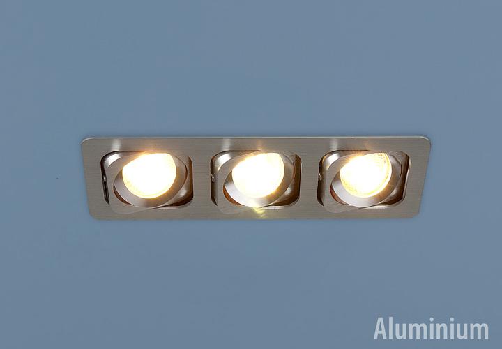Светильник Elektrostandard 1021/3 MR16 CH