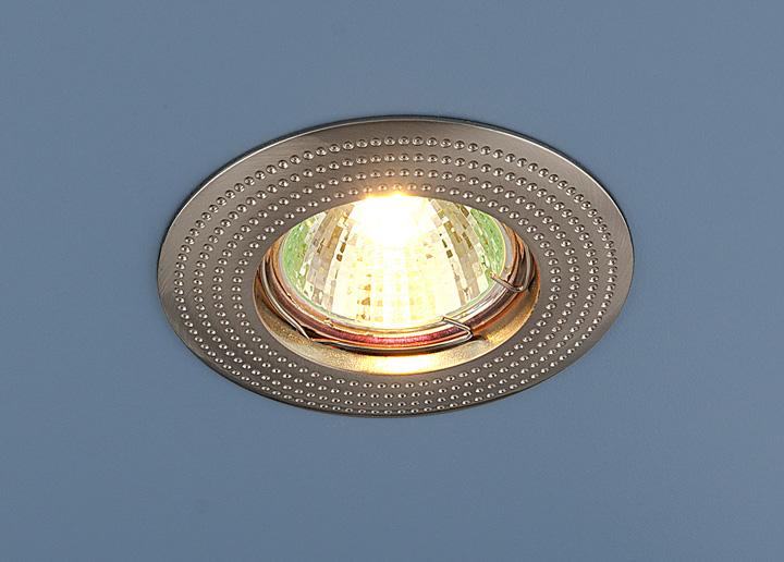 Светильник Elektrostandard 601 MR16 SN
