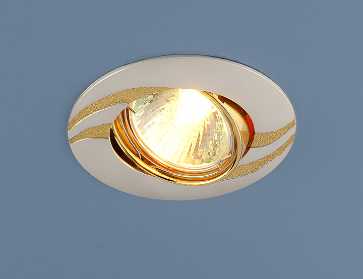 Светильник Elektrostandard 8012 MR16 PS/GD