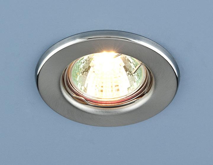 Светильник Elektrostandard 9210 MR16 SCH