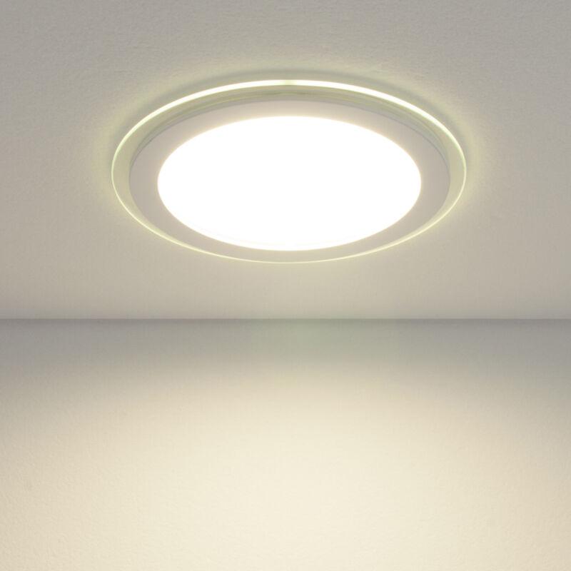 Светильник Elektrostandard DLKR200 18W 4200K