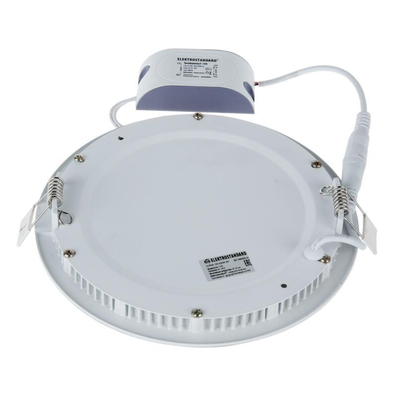 Светильник Elektrostandard Elektrostandard-DLR004 12W 4200K