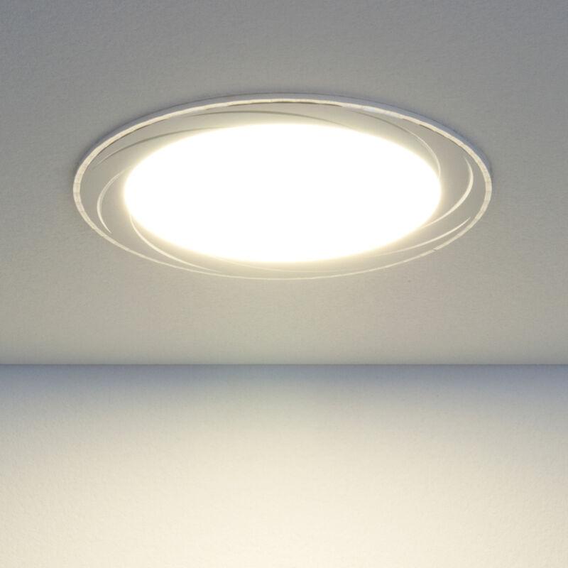 Светильник Elektrostandard DLR004 12W 4200K