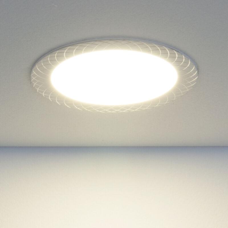Светильник Elektrostandard DLR005 12W 4200K