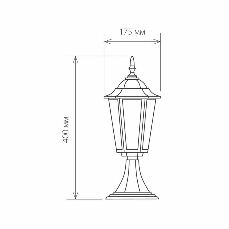 Светильник Elektrostandard Elektrostandard-GL 1004S