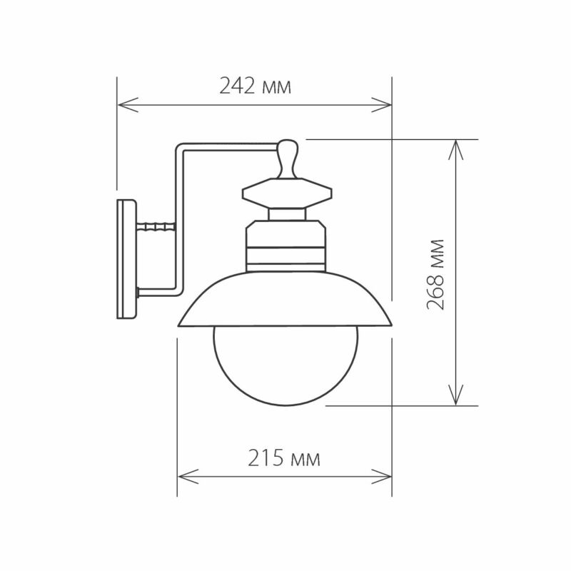 Светильник Elektrostandard Elektrostandard-GL 3002D