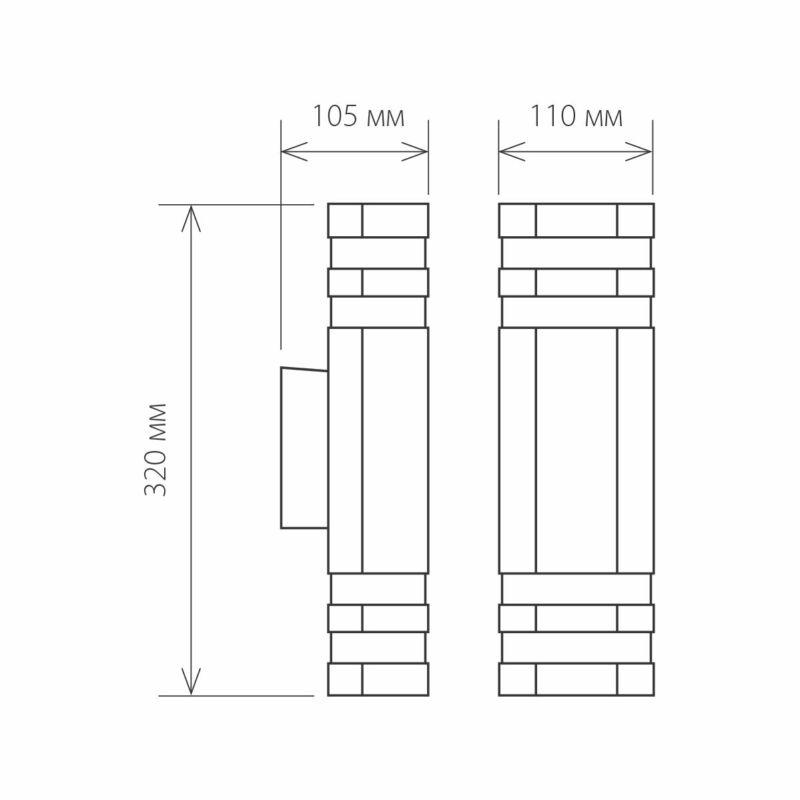 Светильник Elektrostandard Elektrostandard-1443 TECHNO