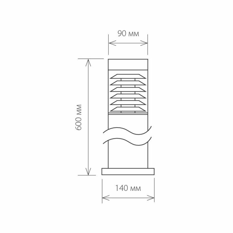 Светильник Elektrostandard Elektrostandard-1550 TECHNO