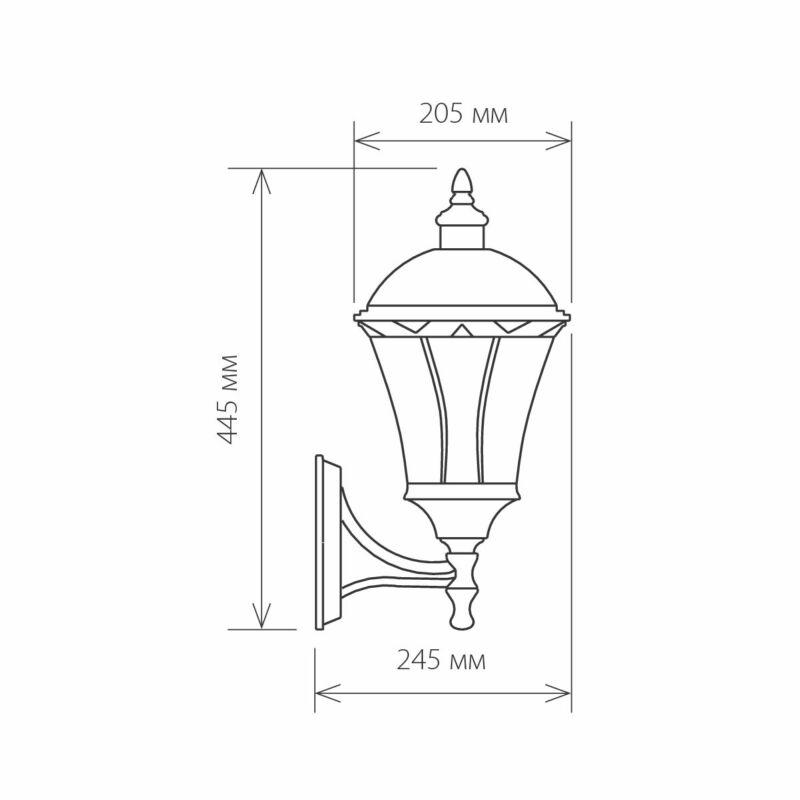 Светильник Elektrostandard Elektrostandard-Capella WG