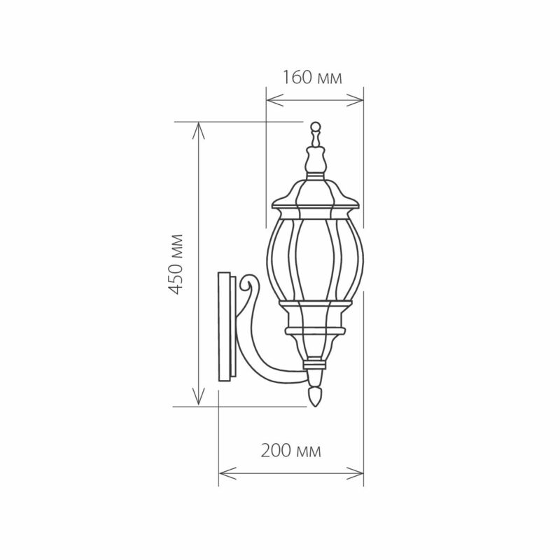 Светильник Elektrostandard Elektrostandard-GL 1001U