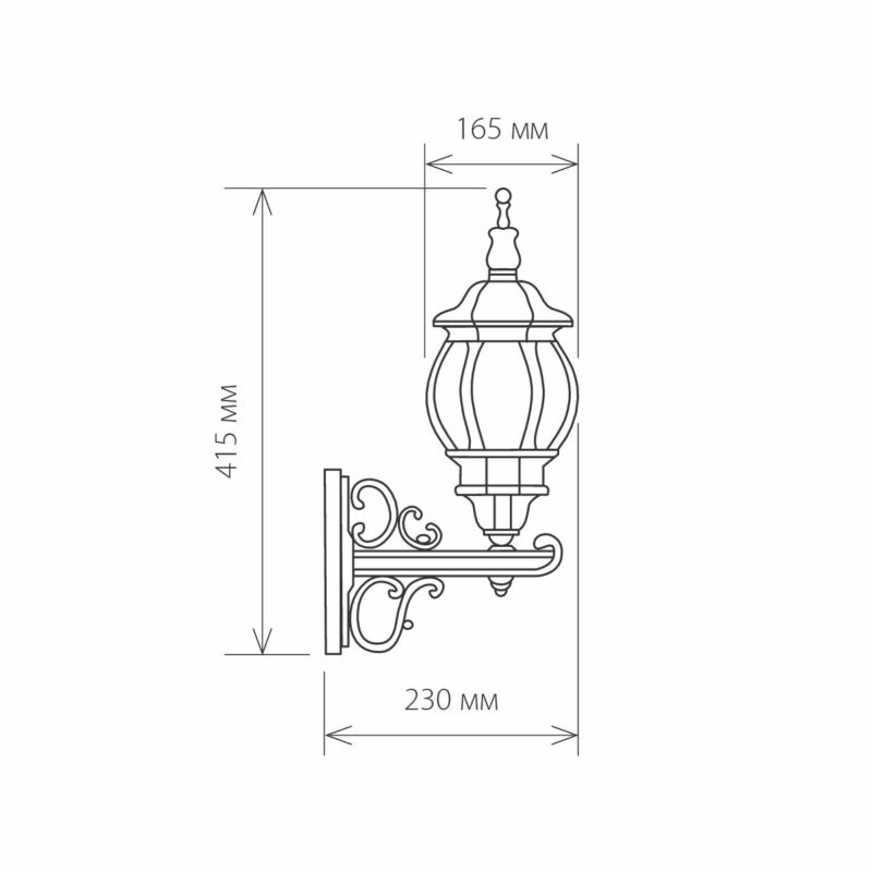 Светильник Elektrostandard Elektrostandard-GL 1011U