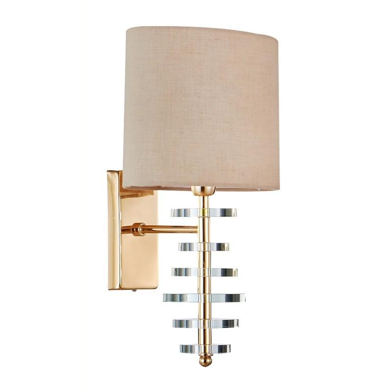 Светильник CRYSTAL LUX ARMANDO AP1.2 GOLD