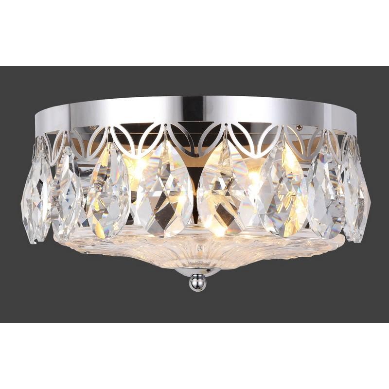 Светильник Crystal Lux CRYSTAL LUX-CANARIA AP2 NICKEL