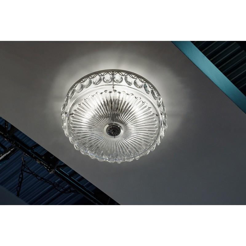 Светильник Crystal Lux CRYSTAL LUX-CANARIA PL6 D480 NICKEL