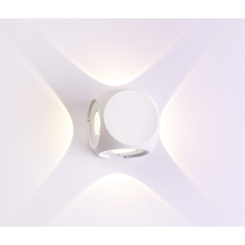 Светильник CRYSTAL LUX CLT 330W4 WH