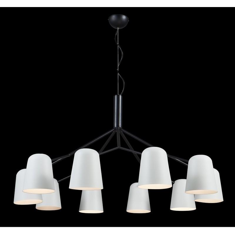Светильник Crystal Lux CRYSTAL LUX-ENRIQUE SP10 BLACK/WHITE