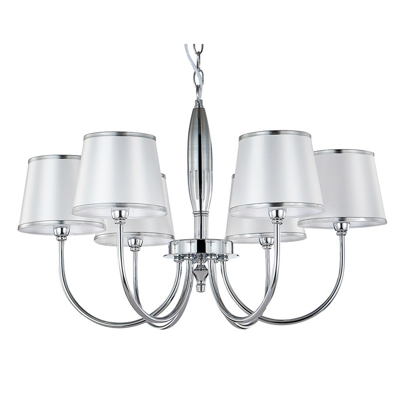 Светильник Crystal Lux CRYSTAL LUX-FAVOR SP6 CHROME