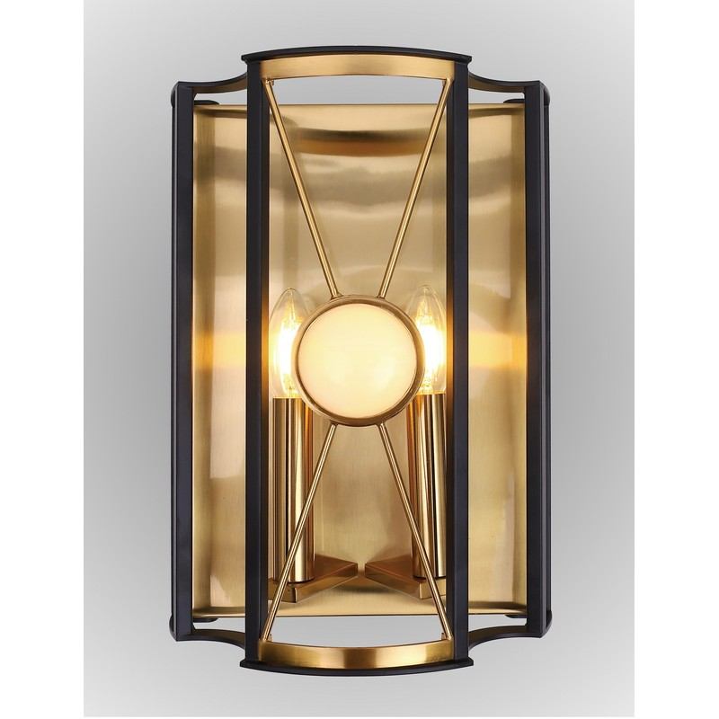 Светильник CRYSTAL LUX TANDEM AP2 GOLD
