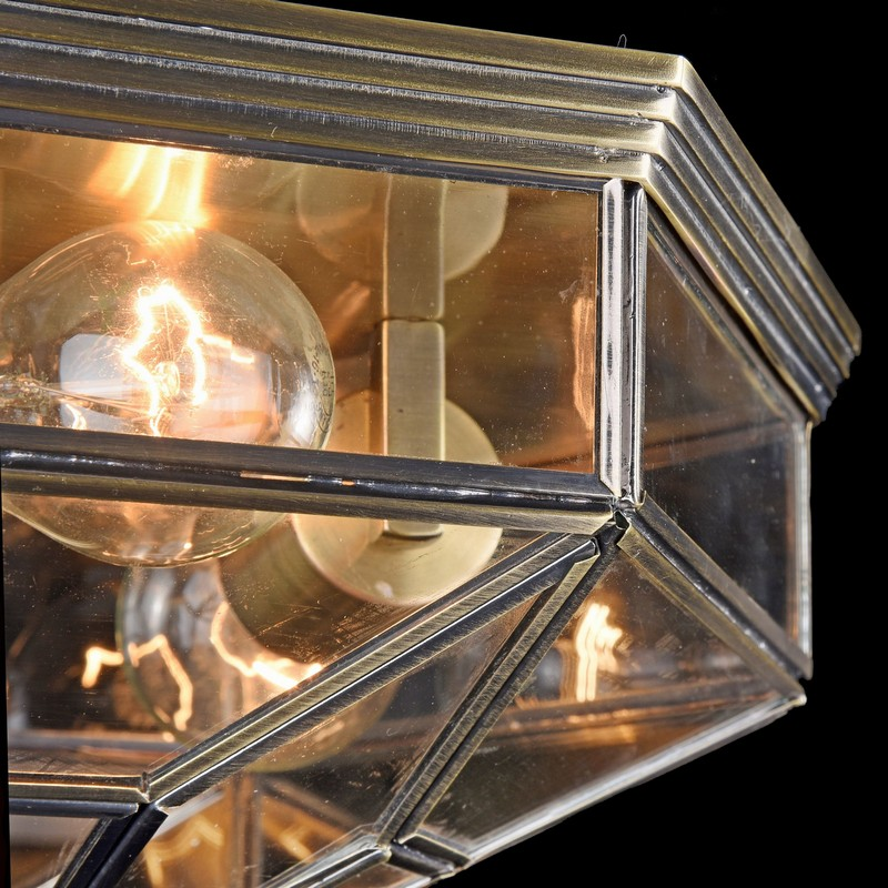 Светильник Maytoni MAYTONI-H356-CL-03-BZ